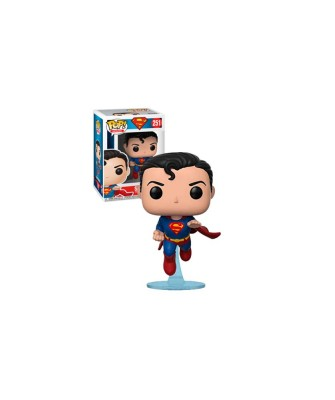 Superman Flying Superman (80th Anniversary) DC Funko Pop! Vinyl