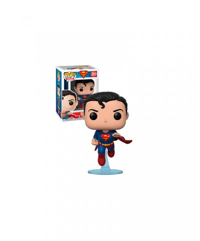 Superman Flying Superman (80th Anniversary) DC Funko Pop! Vinyl