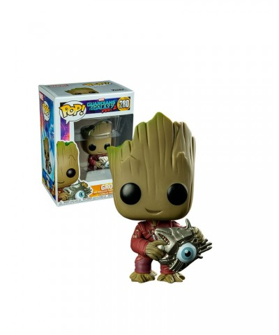 Groot Ciber Ojo Guardianes de la Galaxia II Marvel Muñeco Funko Pop! Bobble [280]