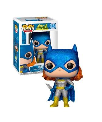 Special Edition Batgirl Glitter DC Muñeco Funko Pop! [148]