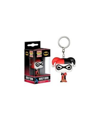Llavero Harley Quinn Funko Pop! Pocket