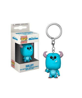 Llavero Sulley Monstruos SA Funko Pop! Pocket