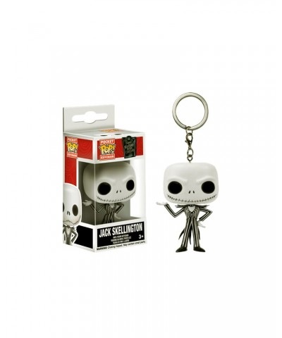 Llavero Jack Skeleton Pesadilla antes de Navidad Disney Funko Pop! Pocket