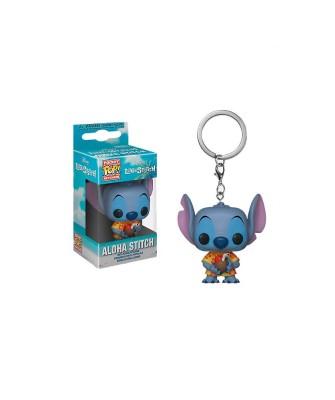 Llavero Special Edition Aloha Stitch Lilo & Stitch Disney Funko Pop! Pocket