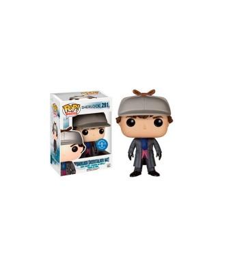Sherlock (Deerstalker Hat) Sherlock Holmes Muñeco Funko Pop! Vinyl [291]