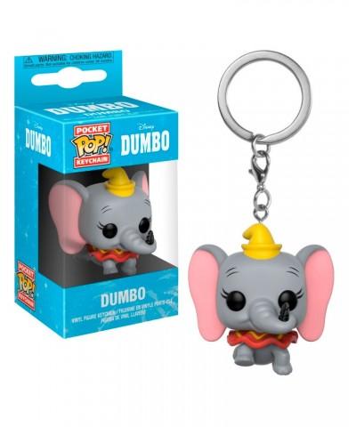 Llavero Dumbo Disney Muñeco Funko Pop! Pocket