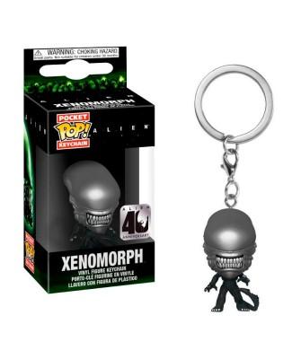 Llavero Xenomorfo Alien 40th Muñeco Funko Pop! Pocket
