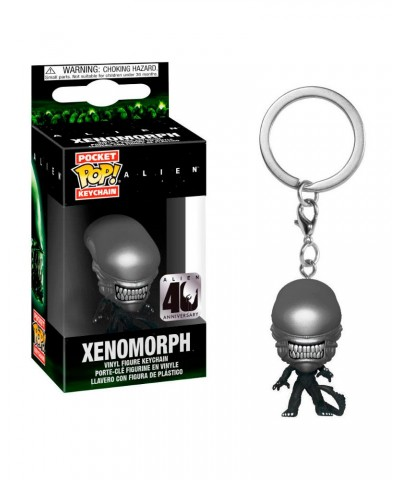 Llavero Xenomorfo Alien 40th Muñeco Funko Pop! Pocket