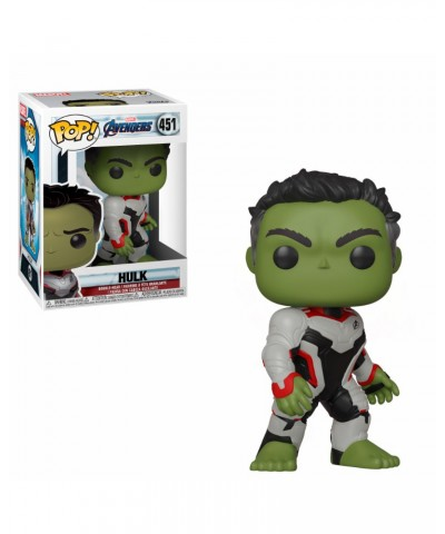 Hulk Avengers Endgame Marvel Muñeco Funko Pop! Vinyl [451]