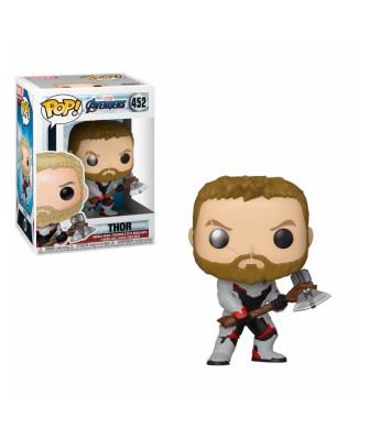 Thor Avengers Endgame Marvel Muñeco Funko Pop! Bobble Vinyl [452]