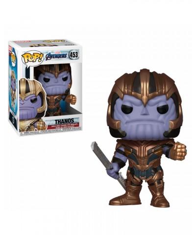 Thanos Avengers Endgame Marvel Muñeco Funko Pop! Bobble Vinyl [453]