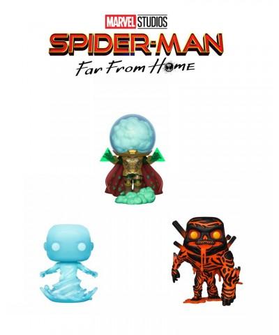 Pack Spider-Man Lejos de Casa Marvel Muñeco Funko Pop! Bobble Vinyl
