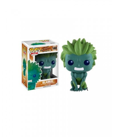 Green Blanka Street Fighter Funko Pop! Vinyl