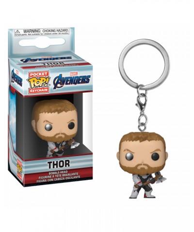Llavero Thor Avengers Endgame Marvel Funko Pop! Pocket Bobble