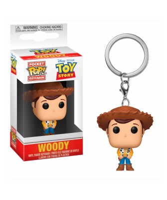 Llavero Woody Toy Story Disney Funko Pop! Pocket