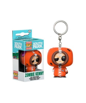 Llavero Zombie Kenny South Park Funko Pop! Pocket