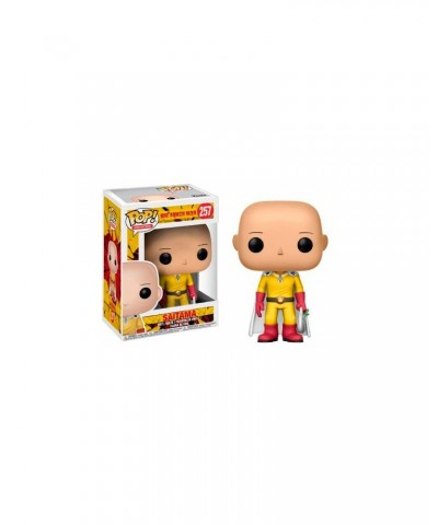 Saitama One Punch Man Muñeco Funko Pop! Vinyl [257]