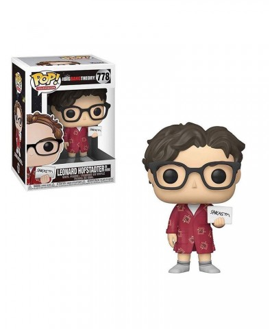 Leonard Big Bang Theory Muñeco Funko Pop! Vinyl