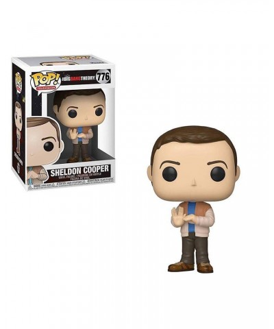 Sheldon Big Bang Theory Muñeco Funko Pop! Vinyl