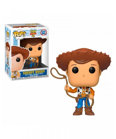 Sheriff Woody Toy Story 4 Disney Muñeco Funko Pop! Vinyl [522]