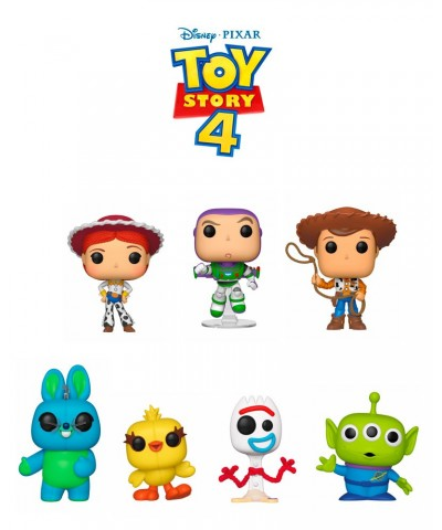 Pack Toy Story 4 Disney Muñeco Funko Pop! Vinyl