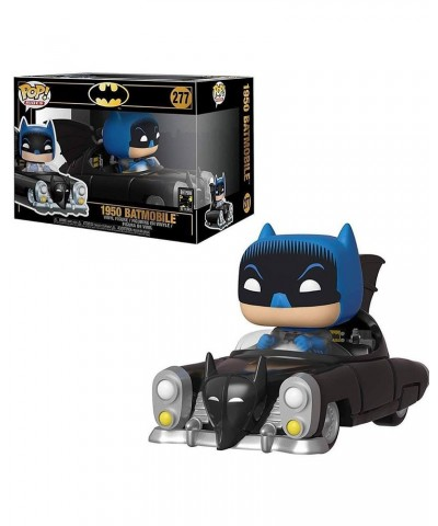 1950 Batmobile Batman 80th DC Muñeco Funko Pop! Rides Vinyl