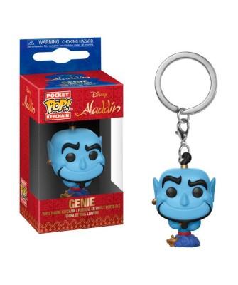 Llavero Genio Aladdin Disney Muñeco Funko Pop! Pocket