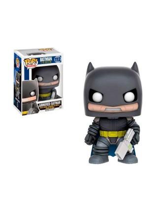 Armored Batman Batman The Dark Knight Returns DC Comics Muñeco Funko Pop [112]