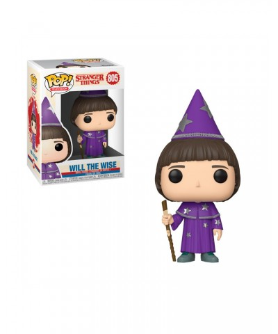 Will The Wise Stranger Things Muñeco Funko Pop! Vinyl [805]