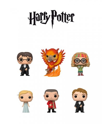 Pack Yule Ball Harry Potter Muñeco Funko Pop! Vinyl