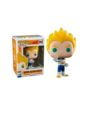 Super Saiyan Vegeta Dragon Ball Z Muñeco Funko Pop! Vinyl [154]