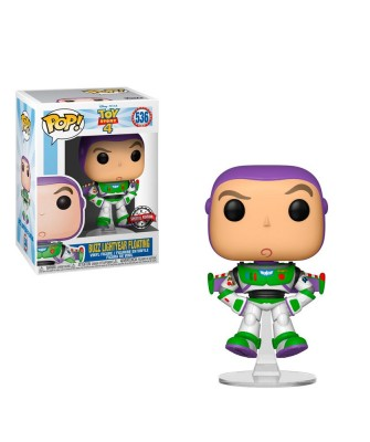 Special Edition Buzz Lightyear Flotando Toy Story 4 Disney Muñeco Funko Pop! Vinyl [536]