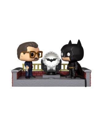 Batman Batseñal Movie Moment Batman 80th DC Muñeco Funko Pop! Vinyl