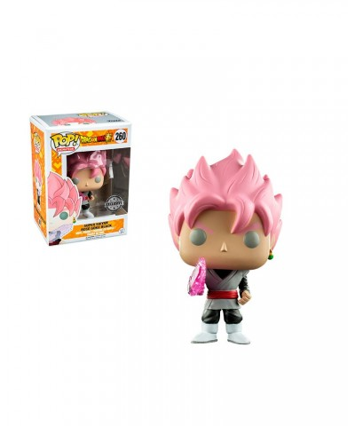 EXCLUSIVE Super Saiyan Rose Goku Black Dragon Ball Funko Pop! Vinyl