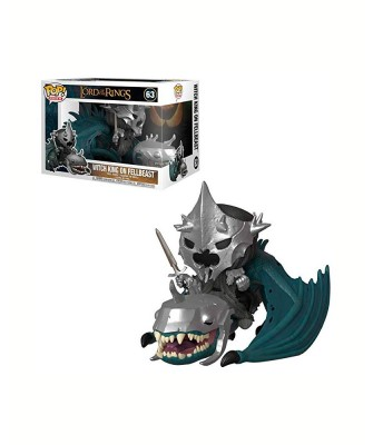 Witch King with Fellbeast The Lord of the Rings Muñeco Funko Pop! Rides Vinyl