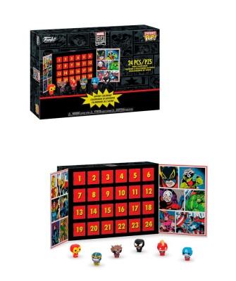 Calendario de Adviento Pop! Mini 24pcs Marvel Funko