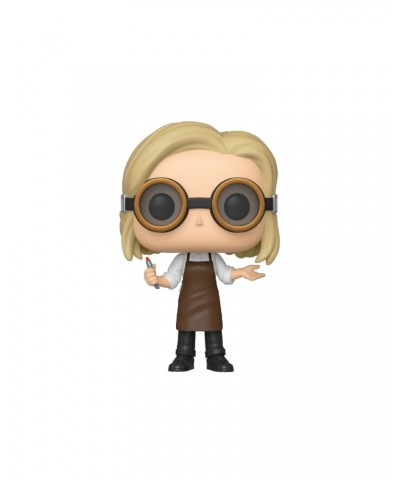13th Doctor con Gafas Doctor Who Muñeco Funko Pop! Vinyl