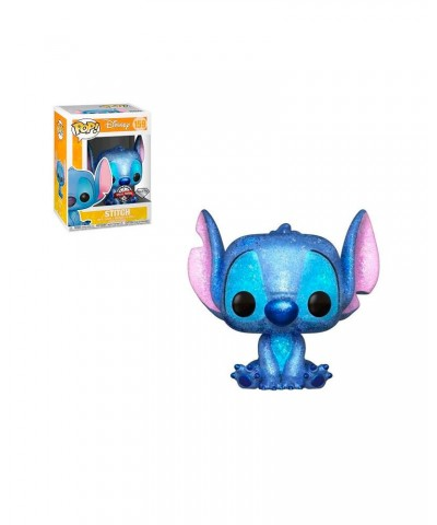 Special Edition Diamond Stitch Disney Lilo y Stitch Muñeco Funko Pop! Vinyl [159]