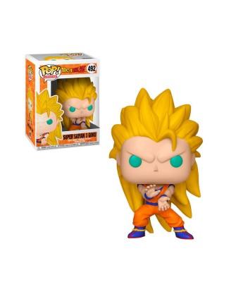 Super Saiyan 3 Goku Dragon Ball Z Muñeco Funko Pop! Vinyl [492]
