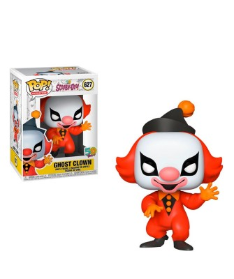 Clown Scooby Doo Muñeco Funko Pop! Vinyl