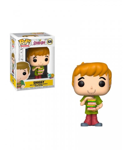 Shaggy with Sandwich Scooby Doo Muñeco Funko Pop! Vinyl