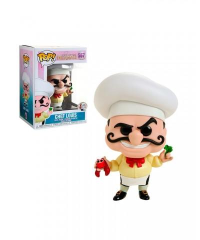 Chef Louis Little Mermaid Disney Muñeco Funko Pop! Vinyl
