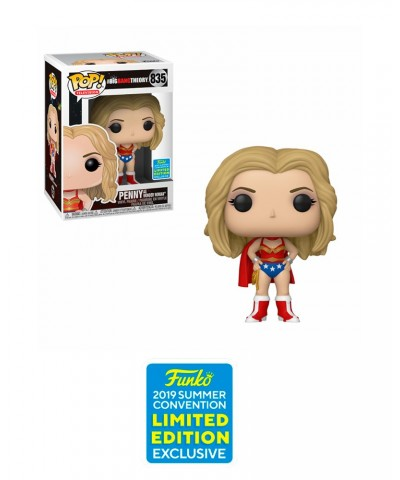 Penny Wonder Woman The Big Bang Theory Muñeco Funko Pop! Vinyl [835]