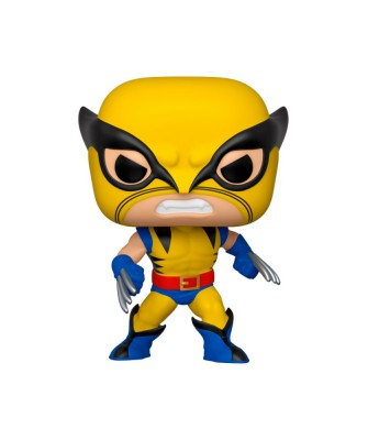 Lobezno (1ª Aparición) Marvel 80th Muñeco Funko Pop! Bobble Vinyl
