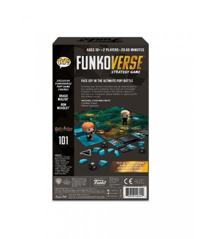 Harry Potter 101 Funkoverse Pack Expansión Juego de Mesa Muñeco Funko Pop!