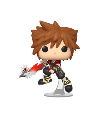 Sora Ultima Weapon Kingdom Hearts 3 Disney Muñeco Funko Pop! Vinyl