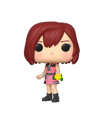 Kairi con Capucha Kingdom Hearts 3 Disney Muñeco Funko Pop! Vinyl