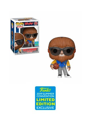 Summer Convention 2019 Scott Howard Teen Wolf Muñeco Funko Pop! Vinyl [773]
