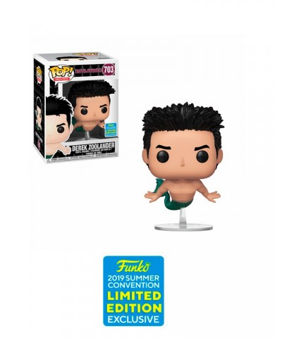 Summer Convention Derek Zoolander Muñeco Funko Pop! Vinyl [703]