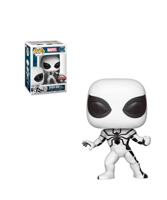 Special Edition Spider-Man Fundación Futuro Marvel Muñeco Funko Pop! Bobble Vinyl [521]